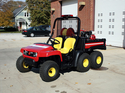TINLEY PARK BRUSH 211   ATV