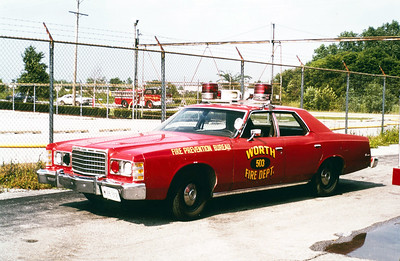 WORTH FD  CAR 503  FORD LTD