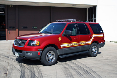 ADDISON FPD  CAR 120  2003 FORD EXPEDITION  SPARE BC CAR  BF