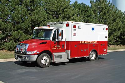 ADDISON FPD  AMBULANCE 120  IHC 4300 -