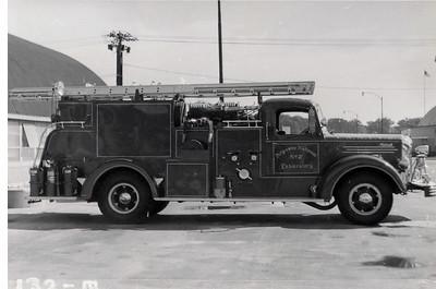 ARGONNE  ENGINE 2  1949 MACK TYPE 95  OFFICERS SIDE