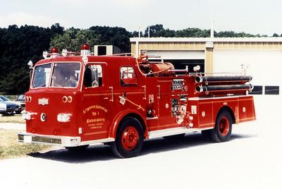 ARGONNE  ENGINE 71   1963 PIRSCH  1250-500   #2685