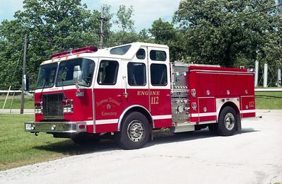 ARGONNE  ENGINE 112  1997 E-ONE CYCLONE  1500-750   #18067