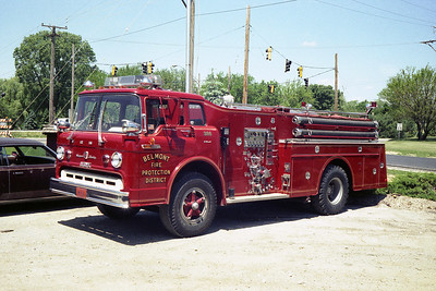 BELMONT FPD  FORD C - HOWE