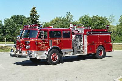 BELMONT FPD  ENGINE 390  ALFCO