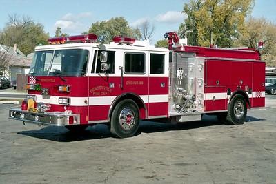 BENSENVILLE FD  ENGINE 88  1994  PIERCE ARROW   1500-750   E-8226