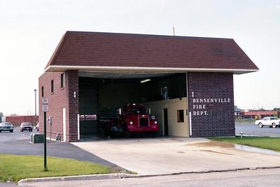 BENSENVILLE FD  STATION 2   EAST
