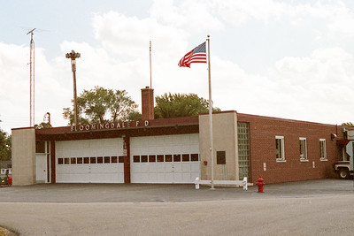 BLOOMINGDALE FPD  STATION 1  CLOSED