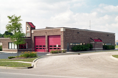 BLOOMINGDALE FPD  STATION 3  SIDE VIEW