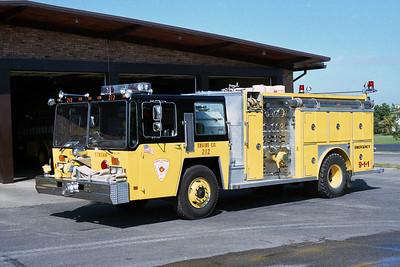 CAROL STREAM FPD ENGINE 212 HENDRICKSON