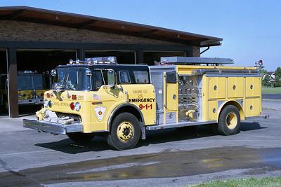 CAROL STREAM FPD ENGINE 215 FORD C