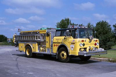 CAROL STREAM FPD ENGINE 215 FORD