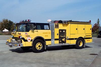 CAROL STREAM FPD ENGINE 210  C-FORD