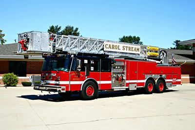 CAROL STREAM FPD TOWER 217