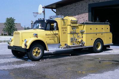 CAROL STREAM FPD ENGINE 211 IHC