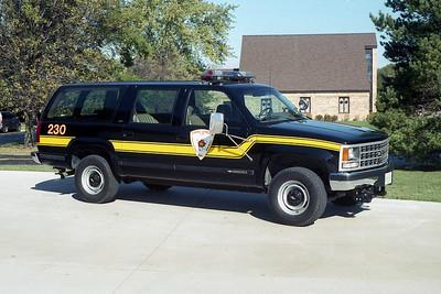 CAROL STREAM FPD CAR 230