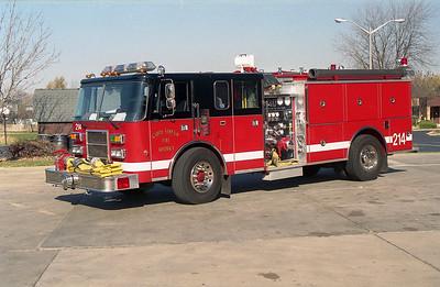 CAROL STREAM FPD ENGINE 214
