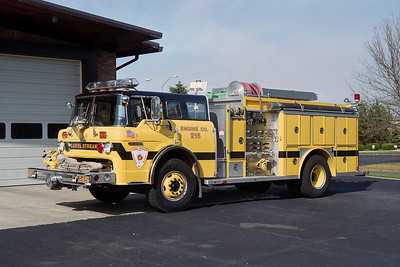 CAROL STREAM FPD ENGINE 215