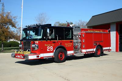 CAROL STREAM FPD ENGINE 29  SP-2368473478-O