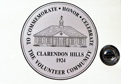 CLARENDON HILLS  SEAL