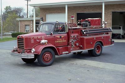 CLARENDON HILLS  ENGINE 349  FWD