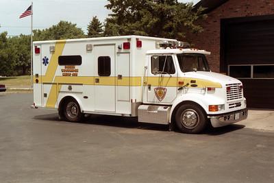 DARIEN WOODRIDGE  MEDIC 635   IHC -