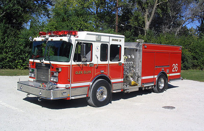 GLEN ELLYN ENGINE 26