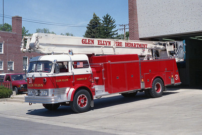 GLEN ELLYN TRUCK 31