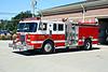 GLENSIDE  ENGINE 711  1990 PIERCEE LANCE  1500-750   #E-5398   REPAINTED