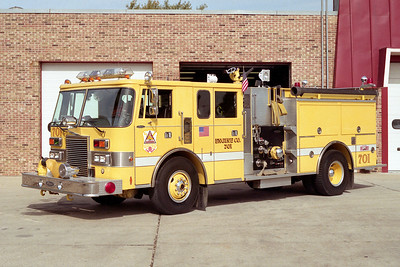 GLENSIDE  ENGINE 701  1990 PIERCEE LANCE  1500-750   #E-5398