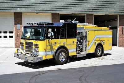 HINSDALE FD  ENGINE 85  2000  PIERCE DASH   1250-750-30F   #11700