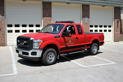 HINSDALE FD  UTILITY 84  2011  FORD F250 4X4