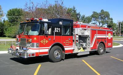 Itasca Pierce Engine