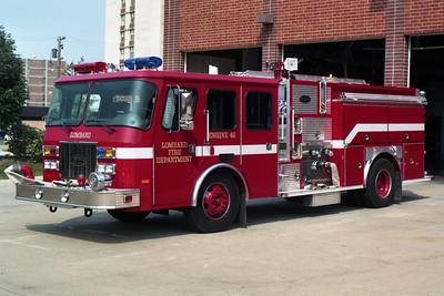 ENGINE 46  1994 E-ONE CYCLONE  1500 - 750