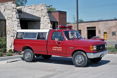 LOMBARD  UTILITY  FORD F250 4X4