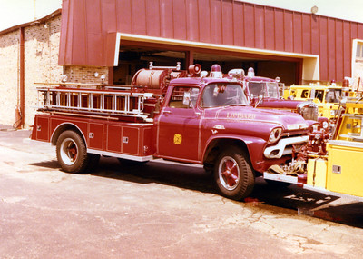LOMBARD  ENGINE 62  CHEVY -