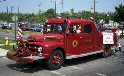 LOMBARD FD  POWER AND LIGHT UNIT 51
