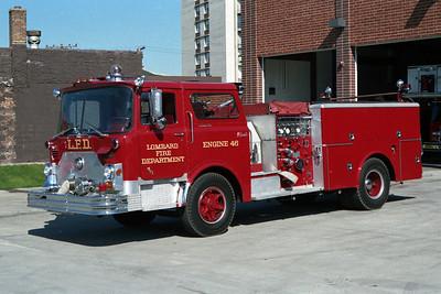 ENG 46  1976 MACK CF600  1250 - 500