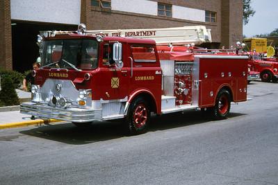 ENGINE 46 1976 MACK CF600  1000-500