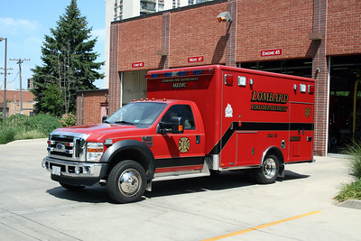 LOMBARD  MEDIC  RESERVE  FORD F -