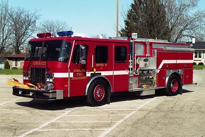 ENGINE 45  1992 E-ONE CYCLONE  1500 - 750