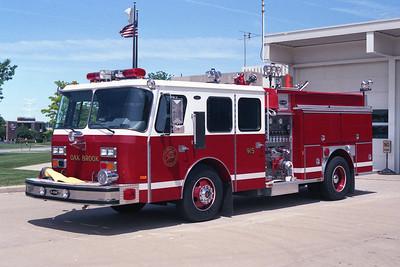 OAK BROOK FD  ENGINE 915