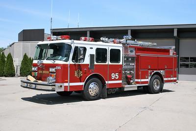 OAK BROOK  ENGINE 95  E-ONE  PROTECTOR