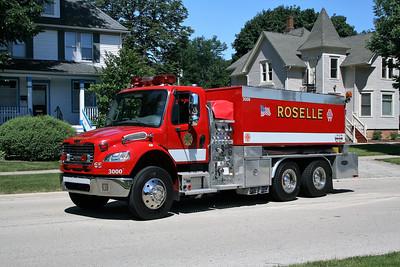 ROSELLE FPD  TANKER 65  2003  FREIGHTLINRT M2 - SUPERIOR - E-ONE   500-3000   # SE-3145 - 27104