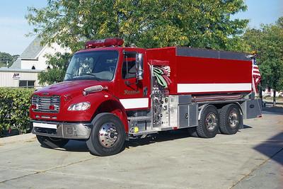 ROSELLE FPD  TANKER 65  2003  FREIGHTLINER M2- SUPERIOR - E-ONE   500-3000   # SE-3145 - 27104
