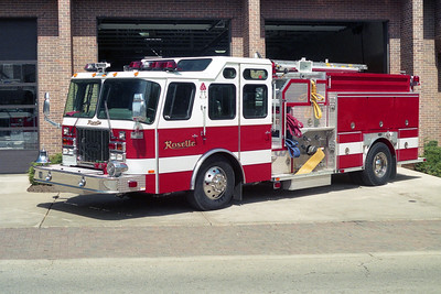 ROSELLE FPD  ENGINE 2  1999  E-ONE CYCLONE II   `1500-750-20F   # 20478