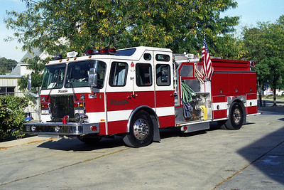ROSELLE FPD  ENGINE 65  2003  E-ONE CYCLONE II   1500-750   #26741
