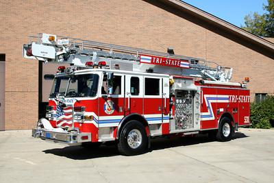 TRI-STATE FPD ENGINE 531  PIERCE ARROW XT