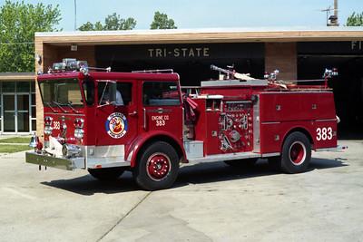 TRI STATE FPD  ENGINE 383  ALFCO PIONEER