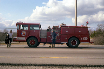 TRI STATE ENGINE 383 CREW GOING TO WORK